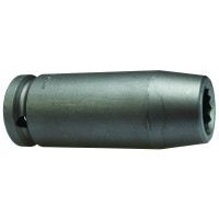 """3/4"""" Drive - SAE - 6 Point & Double Hex, Extra Long Length - Apex"""