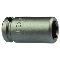 "1/4"" Drive - SAE - Magnetic, Standard Length, 6 Point - Apex"