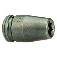 "1/4"" Drive - Metric - Magnetic, Standard Length, 6 Point - Apex"