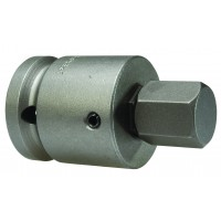 """3/4"""" Square Drive - Socket Head Bits with Square Drive Adapters, SAE - Apex"""