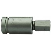 "1/2"" Square Drive - Socket Head Adapters & Inserts, Metric - Apex"